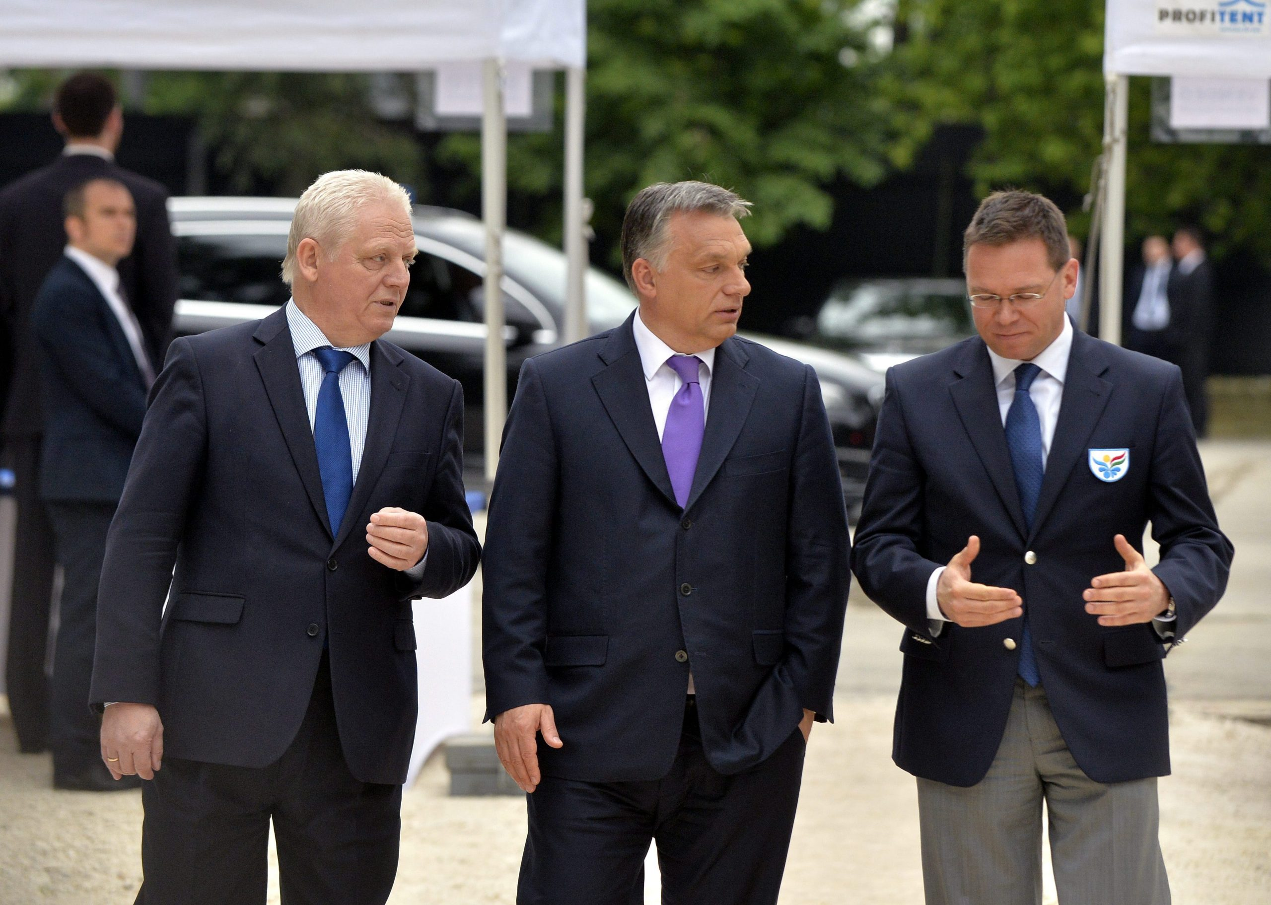 Gov't Proposes to Take Over Development Projects from Budapest