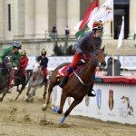Alen Ördög Wins National Gallop