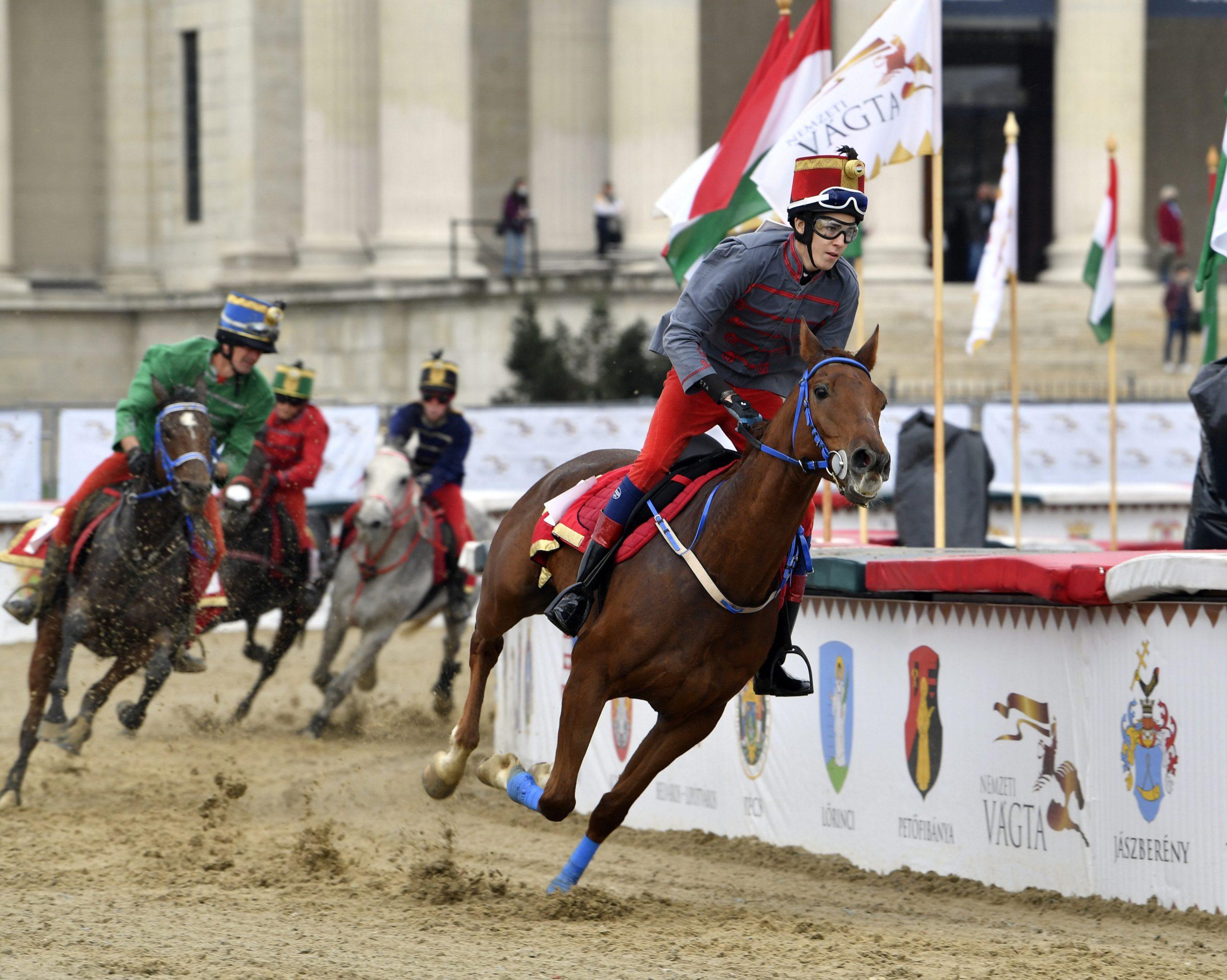 Alen Ördög Wins National Gallop post's picture