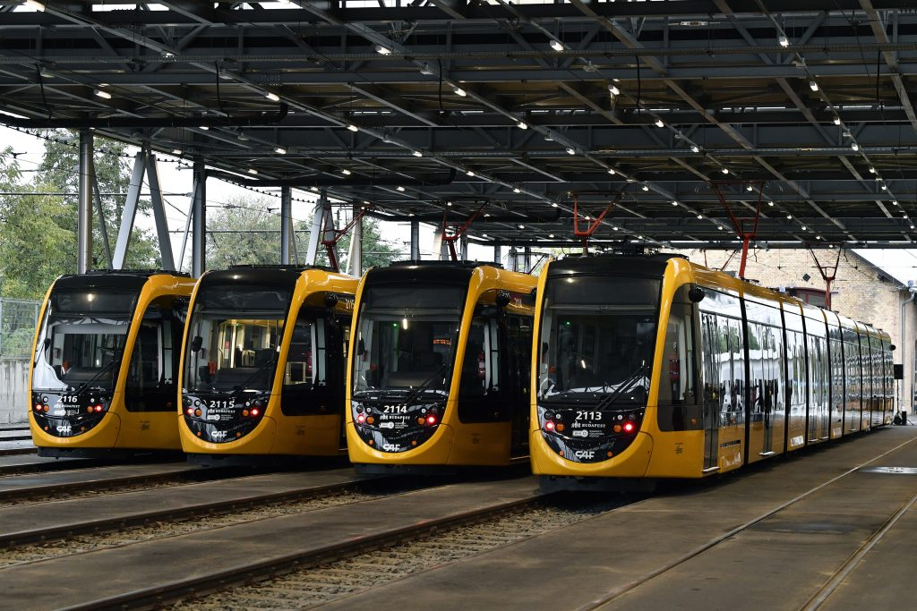 Gov't Decides on Subsidy for Budapest Public Transport Vehicle Procurements post's picture