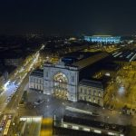 Green Light for New Keleti Railway Station Passenger Centre