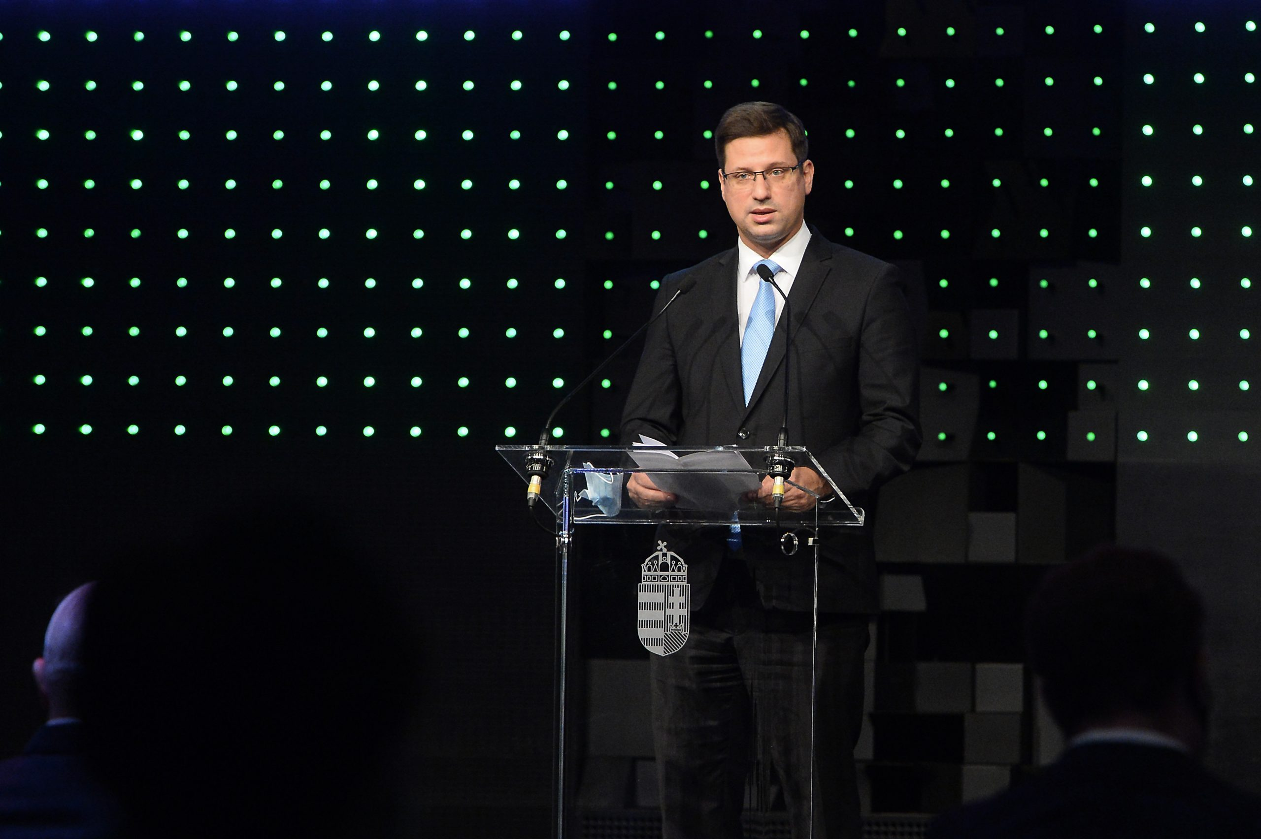 October 23 – PMO Head Gulyás: 'We Now Have Our Freedom but Need to Preserve It' post's picture