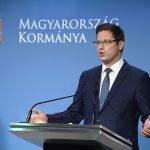 PMO Head Gulyás to German FM Maas: Avoid this 'Imperial Tone'