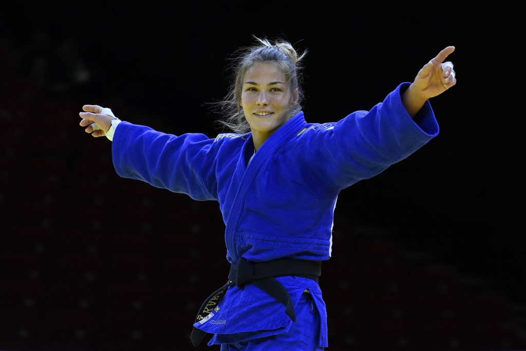 Hungarian Golden Hopes: Could Tokyo Be Judoka Karakas's Big Shot? post's picture