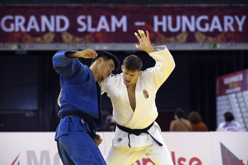 Budapest to Host Judo World Championships in 2021 post's picture