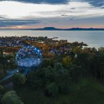 Balatonboglár's Iconic Sphere Lookout Wins Award