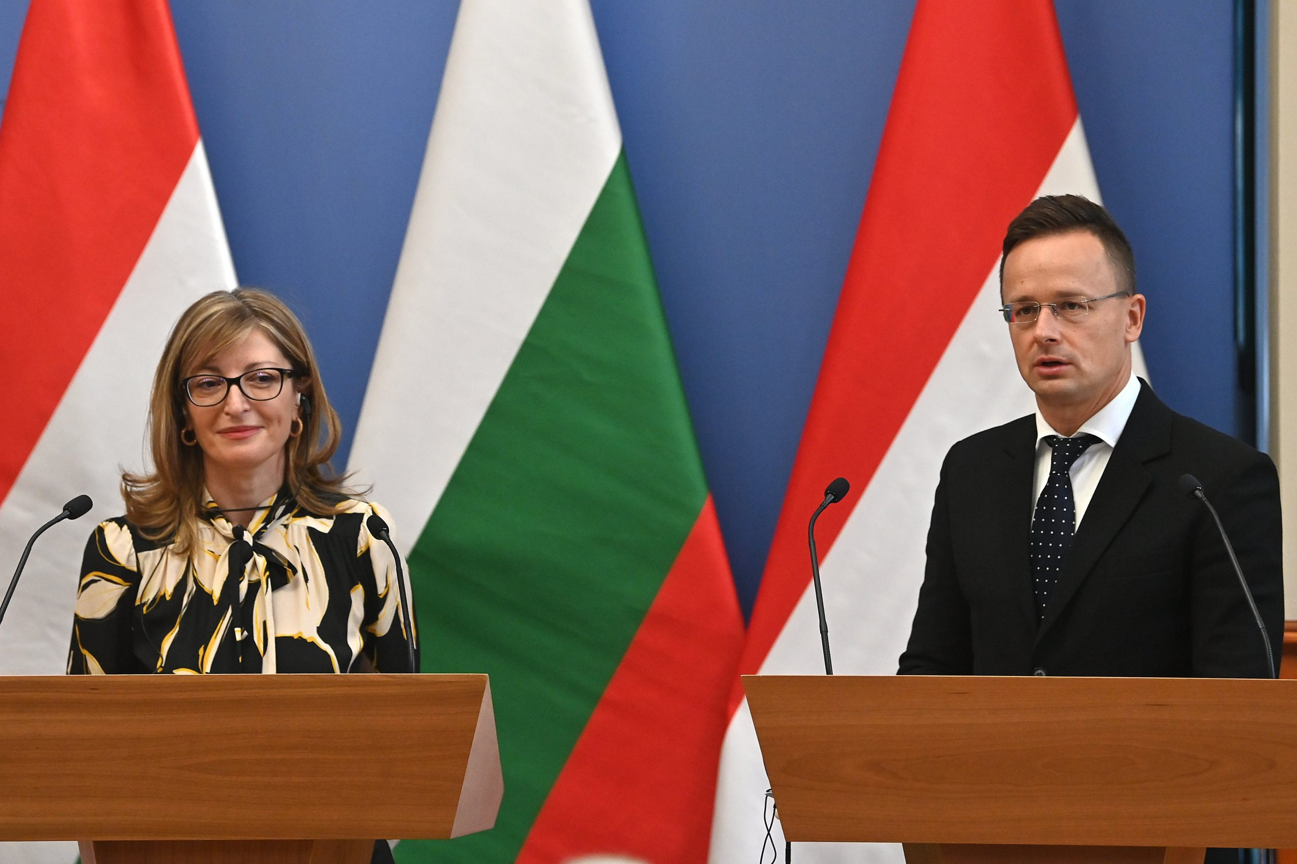 FM Szijjártó: Hungary and Bulgaria Have Similar Views on Rule of Law Debate post's picture