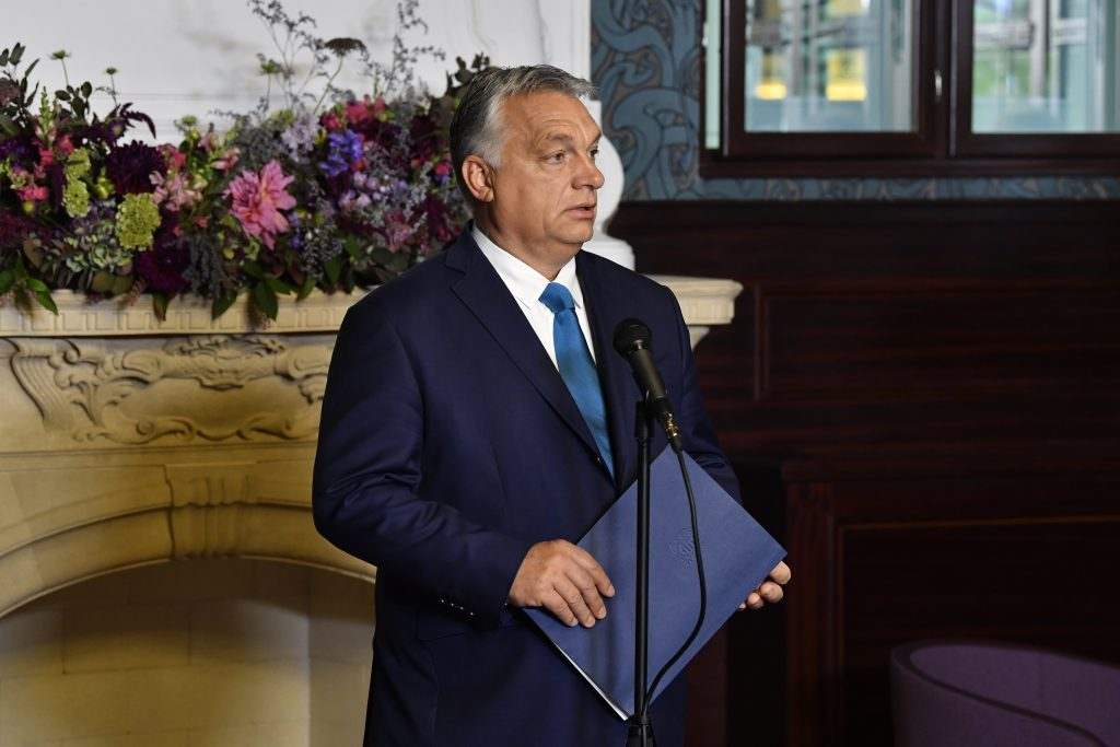 Prime Minister Orbán Inaugurates New Imre Kertész Institute in Budapest post's picture