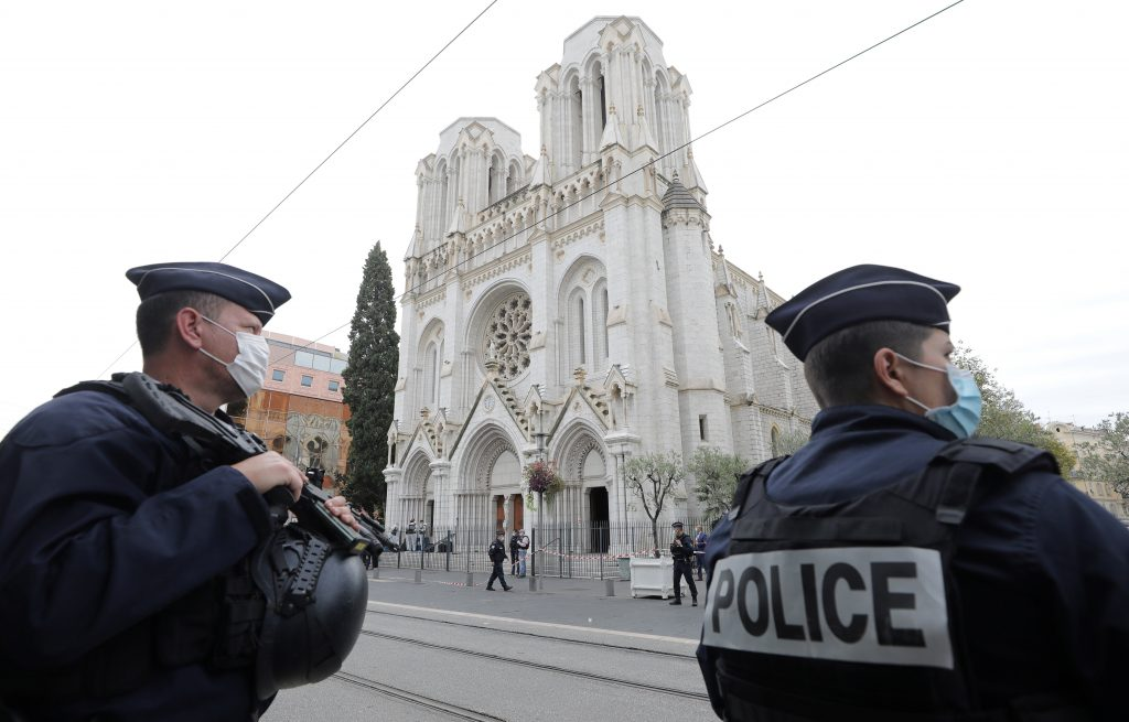 Orbán Expresses Condolences after Nice Church Attack post's picture