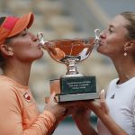 Hungary's Tímea Babos and Partner Mladenovic Win Roland Garros Again