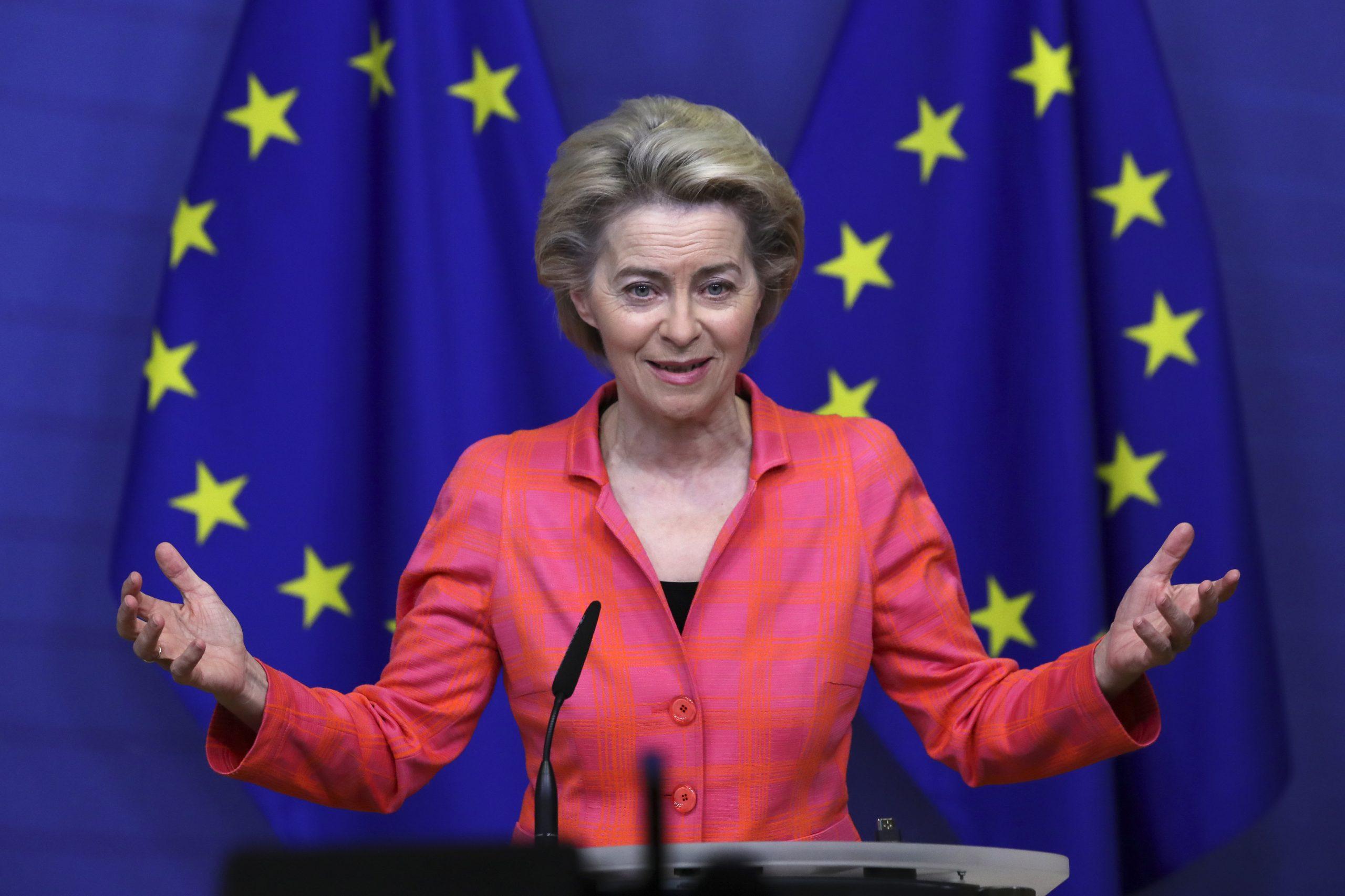 EC President von der Leyen Thanks in Hungarian 150 Ventilators Sent to Czech Republic post's picture