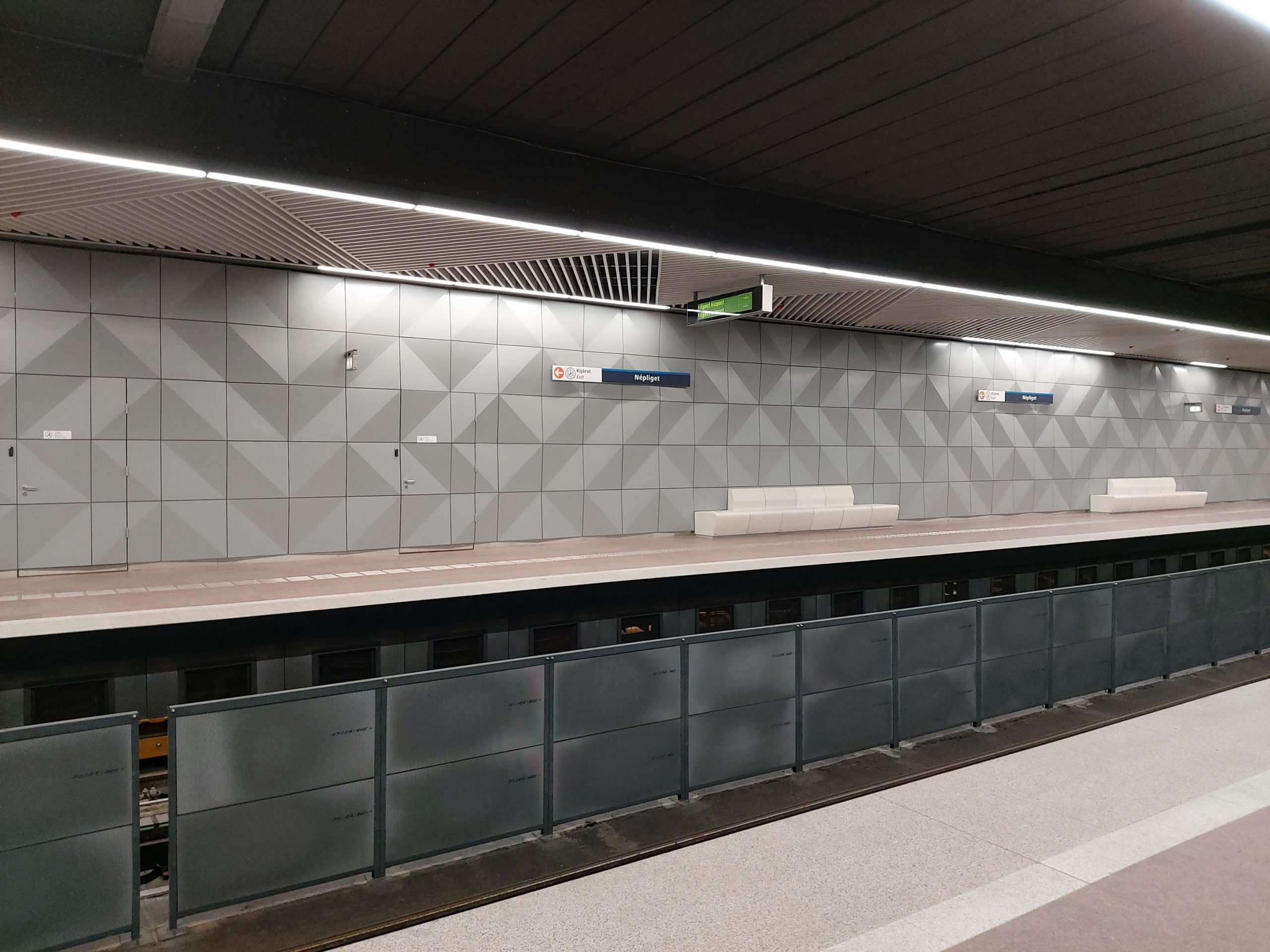 Renovated Southern Section of M3 Metro Handed Over on Thursday – PHOTOS! post's picture