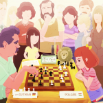 'The Polgár Girls' Animation Film About Famous Hungarian Chess Players Wins Award for Children's Films