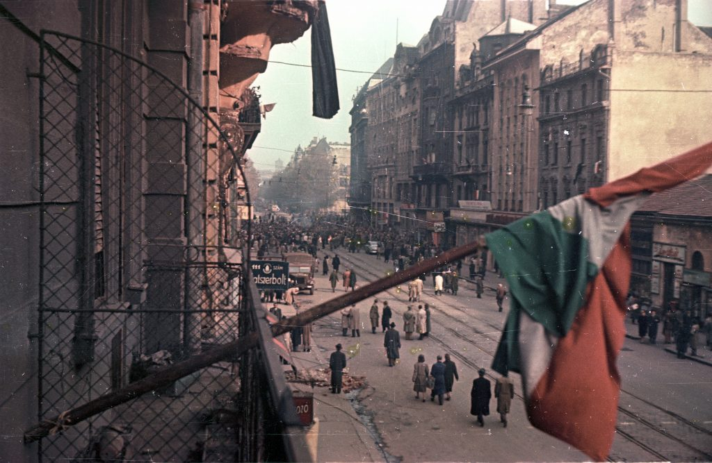 The 1956 Uprising in Color – Photo Gallery! post's picture