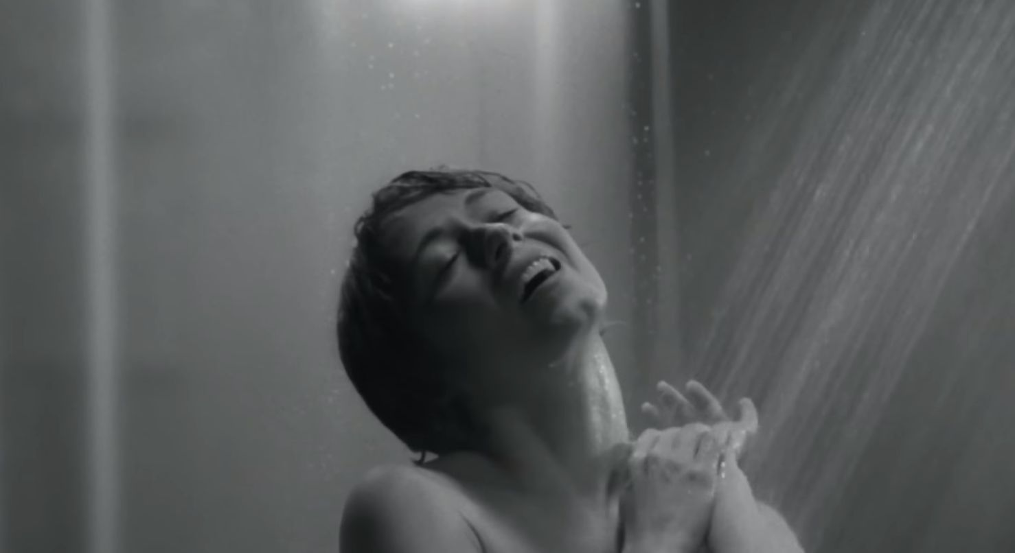 Sixty Hungarian Actresses Re-enact Psycho Shower Scene post's picture