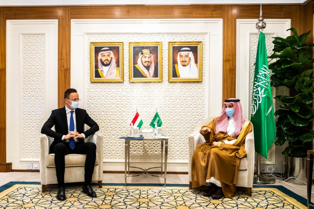 FM Szijjártó: New Saudi Economic Strategy Offers Opportunities for Hungarian Companies post's picture