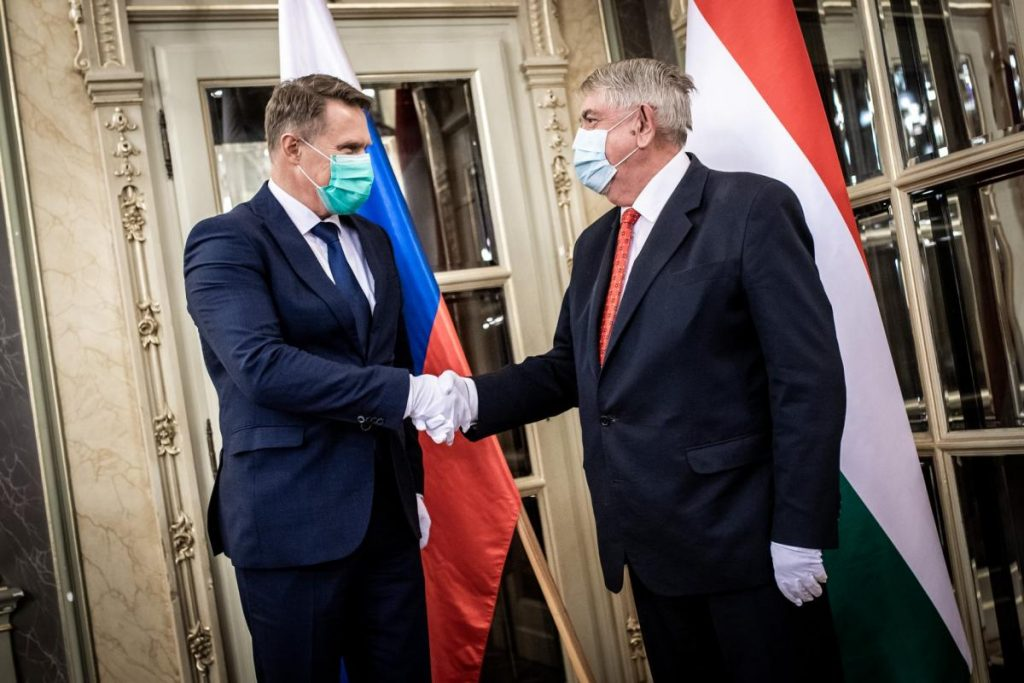 Human Resources Ministry: Hungary, Russia to Further Strengthen Healthcare Cooperation post's picture