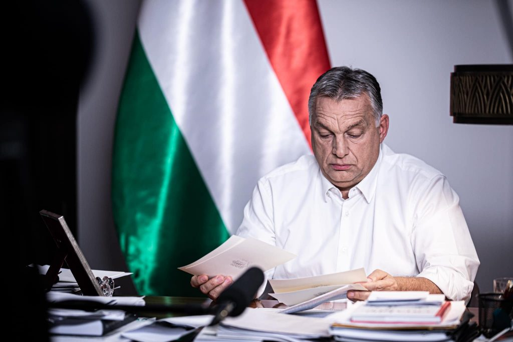 Coronavirus: Orbán Calls for Observing New Restrictions post's picture