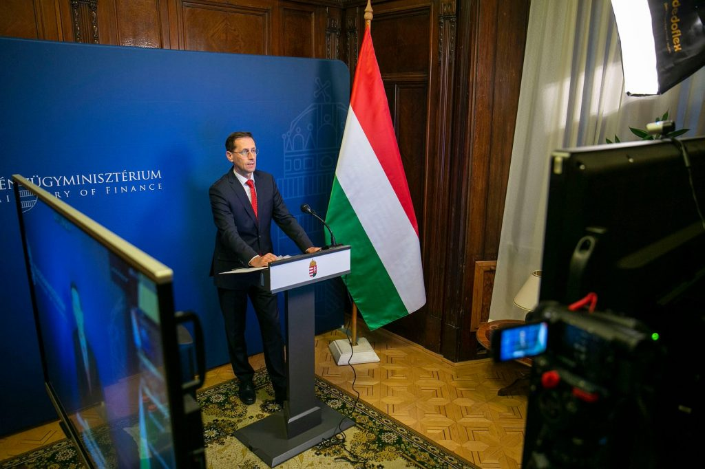 Finance Minister: German Firms See 2021 as Hungary's Strong Growth Year post's picture