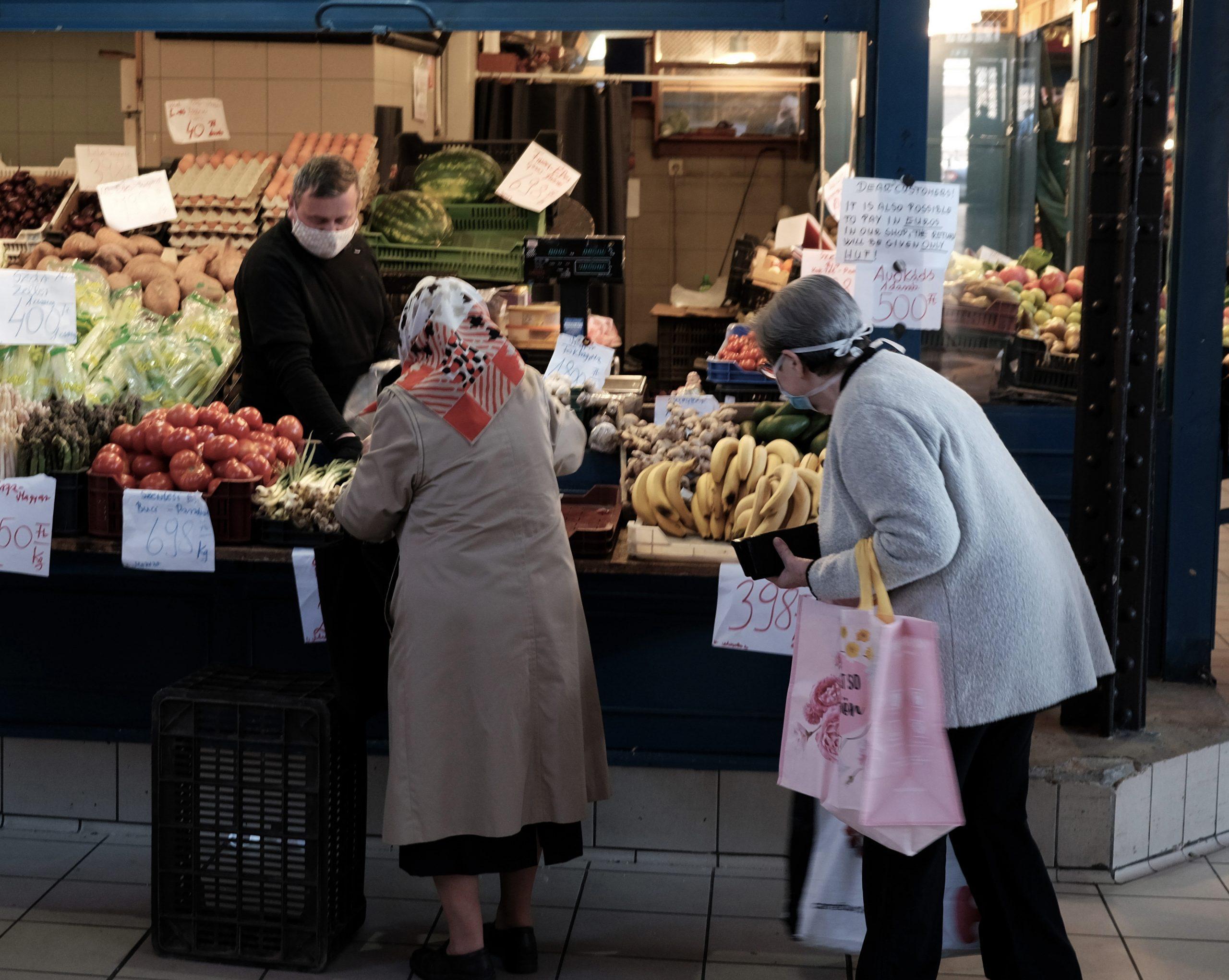 Coronavirus: Shopping Hours for Elderly Reintroduced