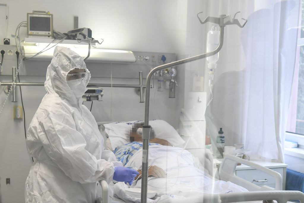 Coronavirus: Record Number of Daily Deaths Registered in Hungary post's picture