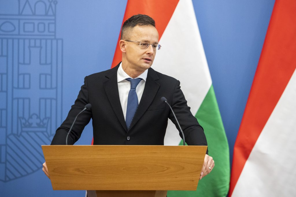 FM Szijjártó: Hungary Has Vested Interest in Close EU-US Cooperation post's picture