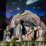 Hungary's Most Beautiful Nativity Scene Built in Style of Famous Architect Makovecz