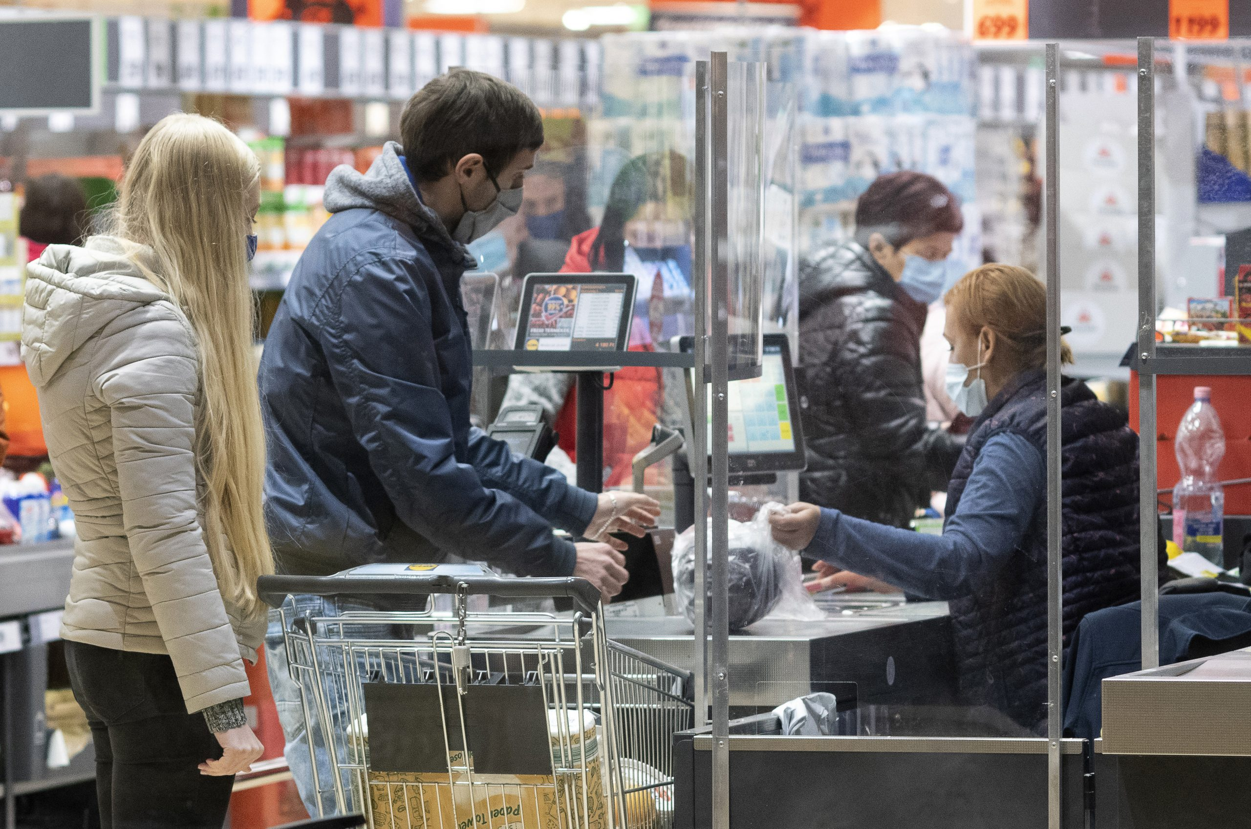 Retail Sales Fall 2.4% in October