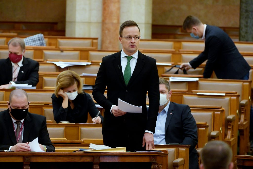 FM Szijjártó: 'New World Order Emerging,' Setting New Tasks for Intelligence Services post's picture