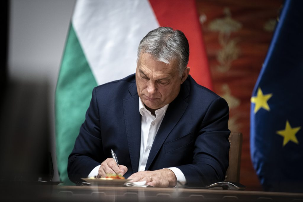 Holocaust Remembrance Day – Orbán: Lessons Learnt from 'Dark Chapter' post's picture