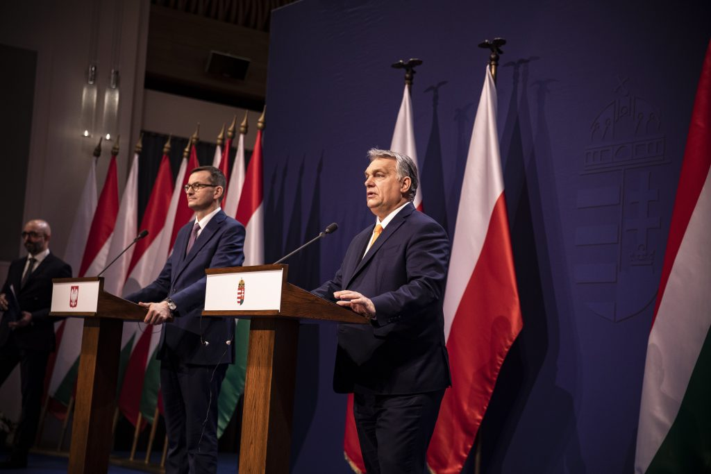 Hungarian Press Roundup: Compromise over EU Rule of Law Conditionality in Sight post's picture