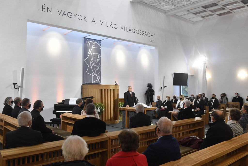 PM Orbán Pledges Support for Reformed Church post's picture