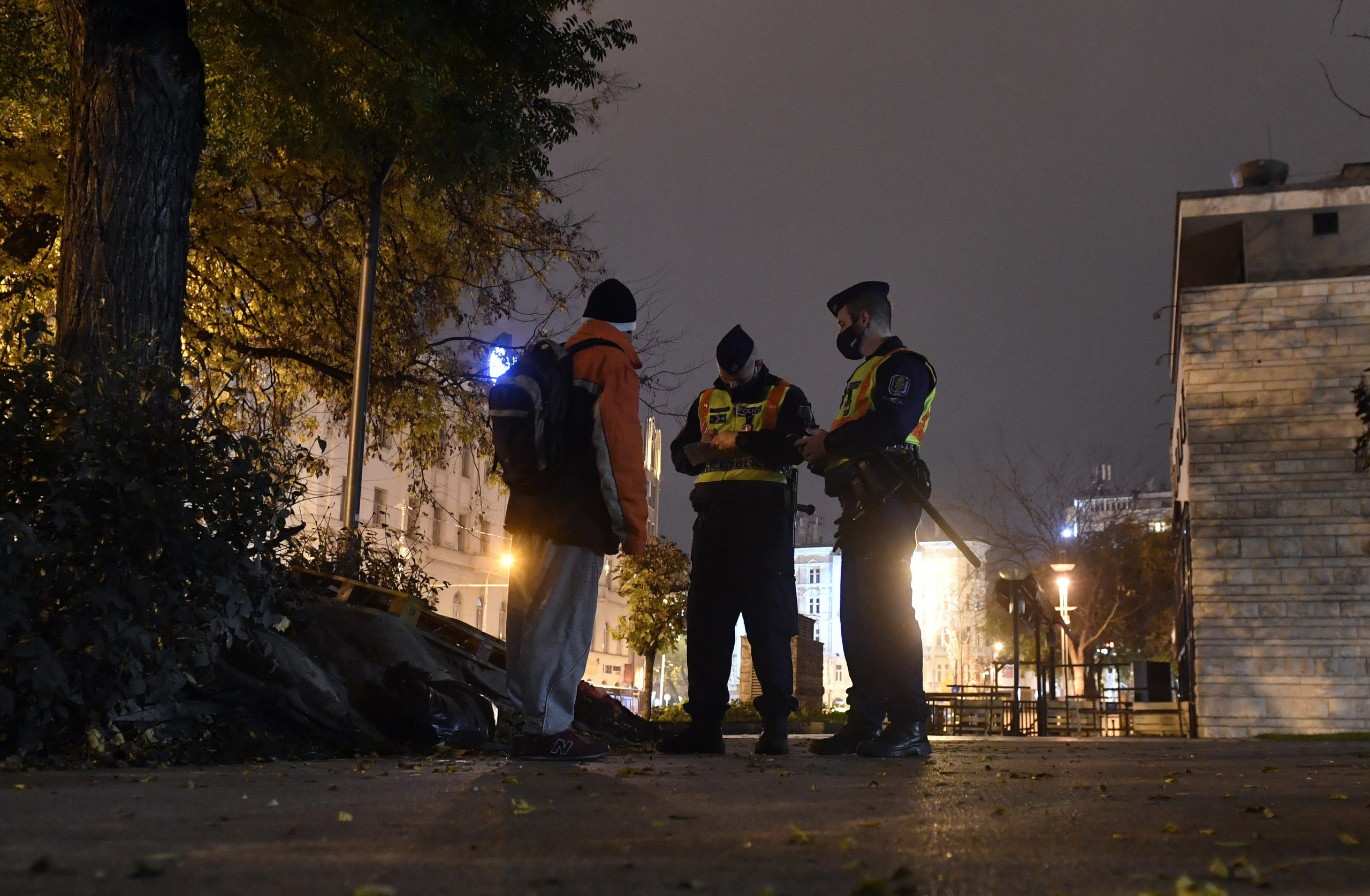 Hungarians Breaking Coronavirus Restrictions Increases Police Activity