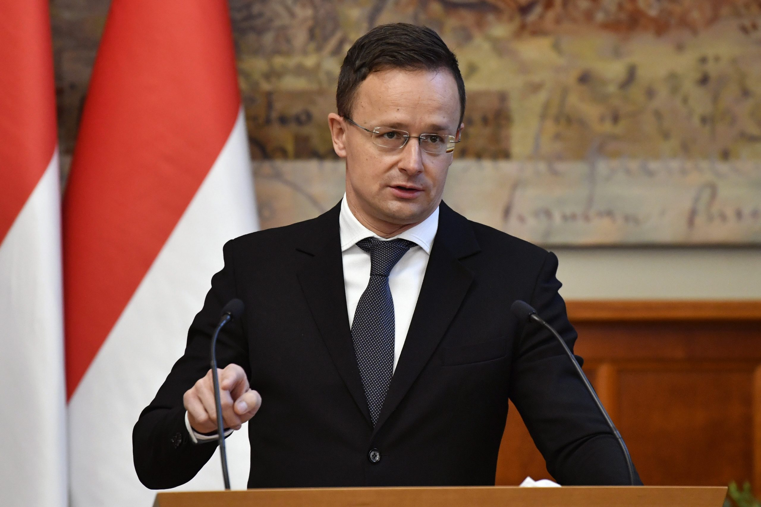 Szijjártó: Ukraine Using 'Darkest Intimidation Methods' against Citizens