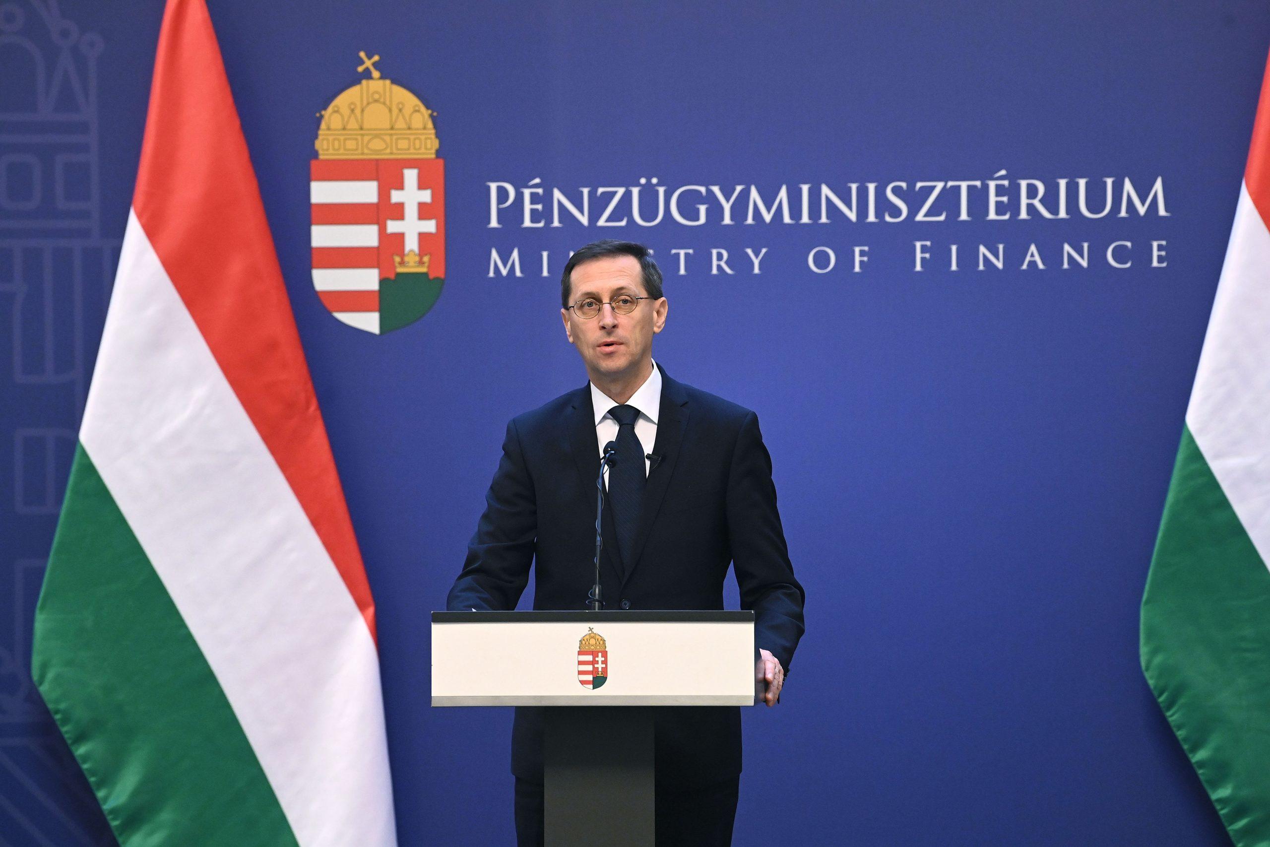 Finance Minister: Hungary to Lead EU's Post-Covid Economic Rebound