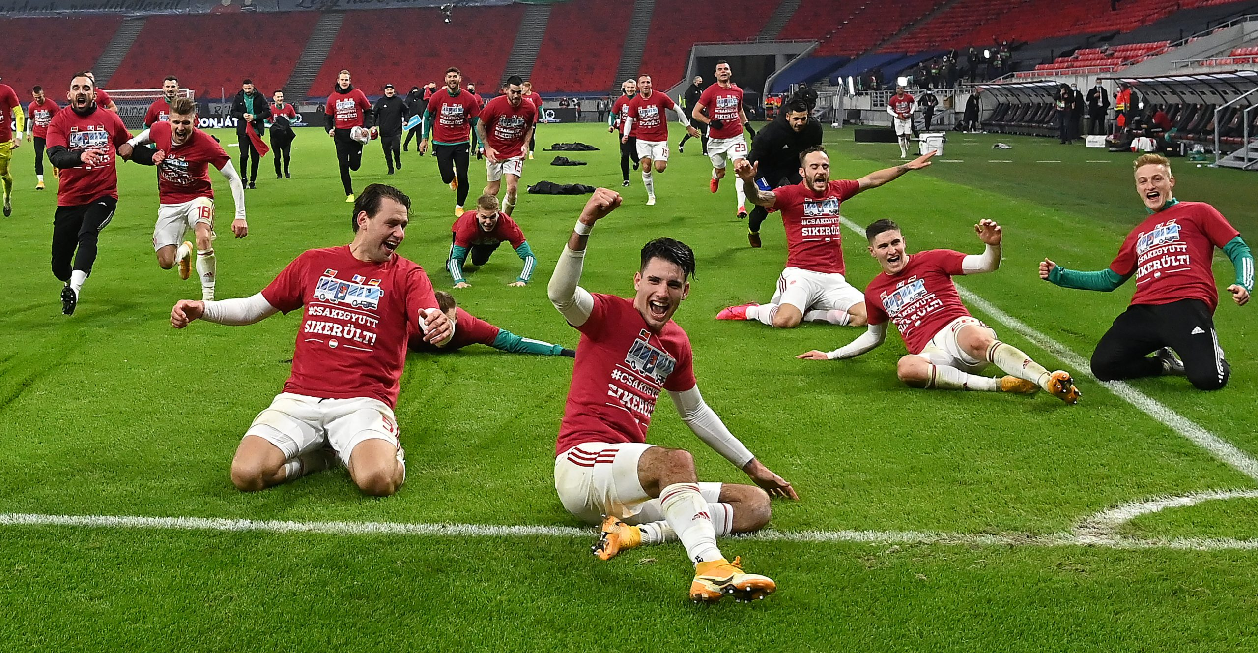 Hungarian Football in 2020: An Unexpectedly Successful Year Amid Pandemic