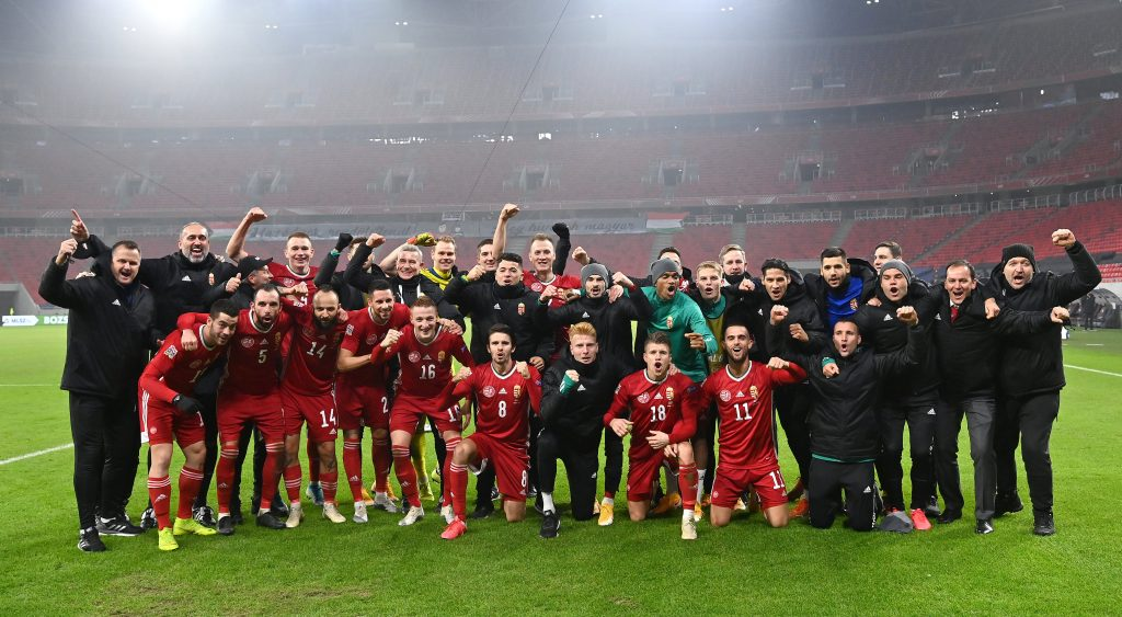 Hungary Tops Off This Year by Winning Group in Nations League post's picture