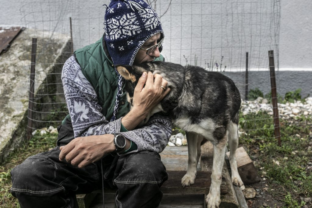 Photojournalist Receives Hemző Award for Depicting Dog-Human Relationships post's picture
