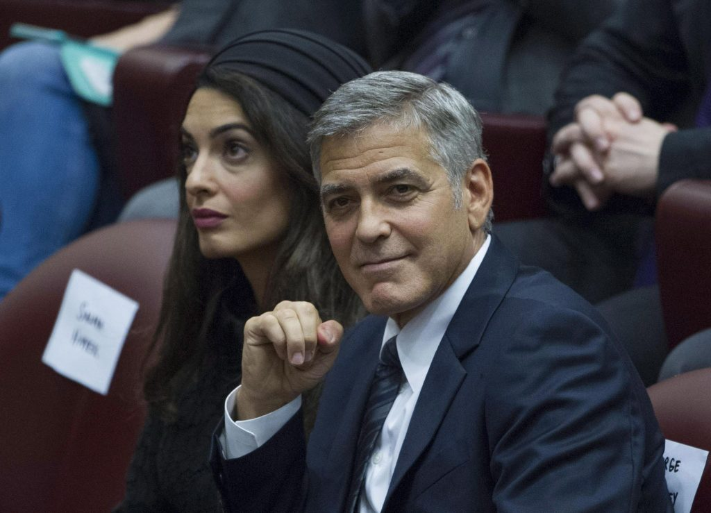 Gov't Suspects Soros Behind George Clooney's Orbán-Criticism post's picture