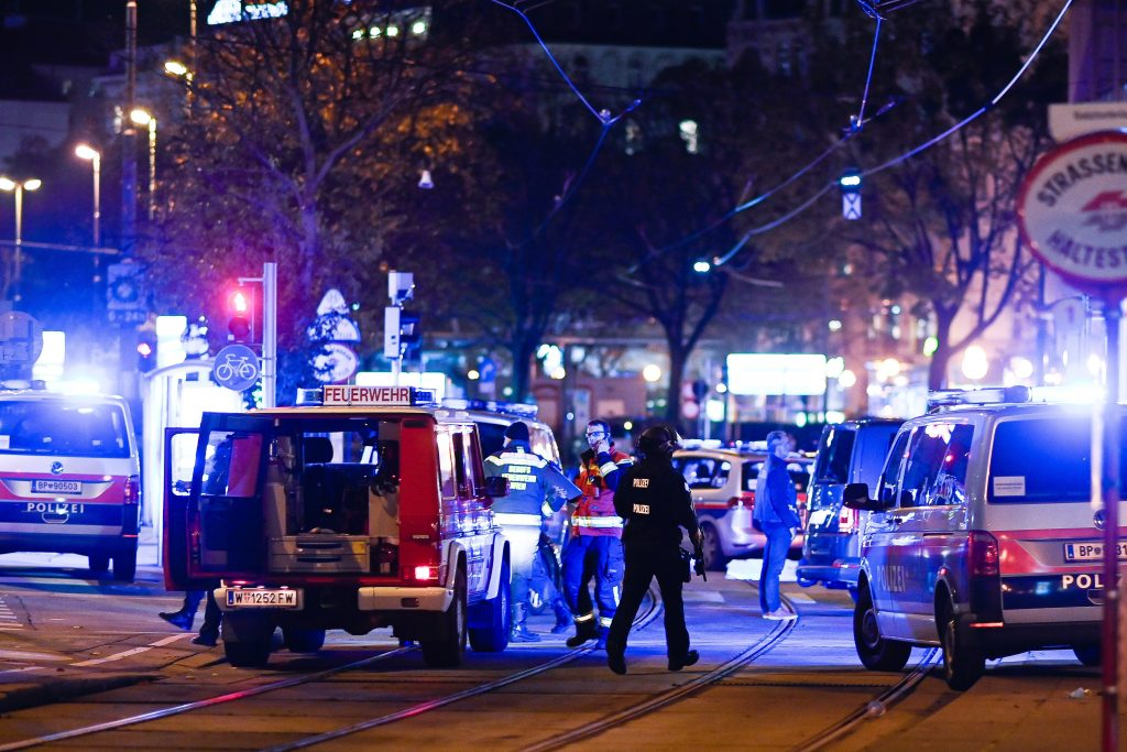 Szijjártó: Hungary Stands by Austria after Terrorist Attack, Europe Should 'Sound the Alarm' post's picture