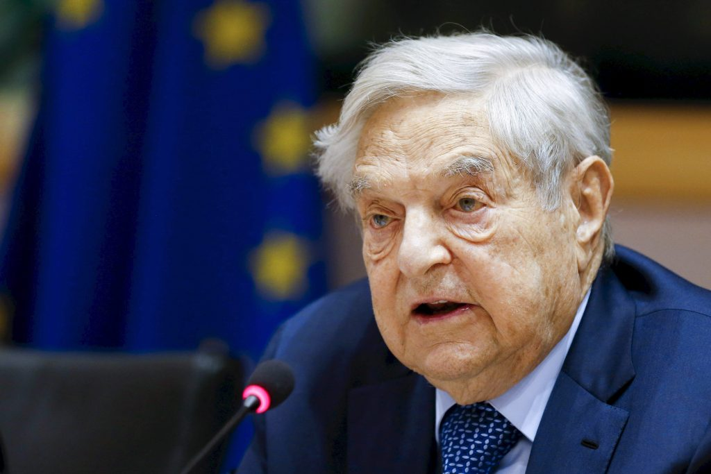 Soros: Europe Must Stand up to Hungary and Poland post's picture