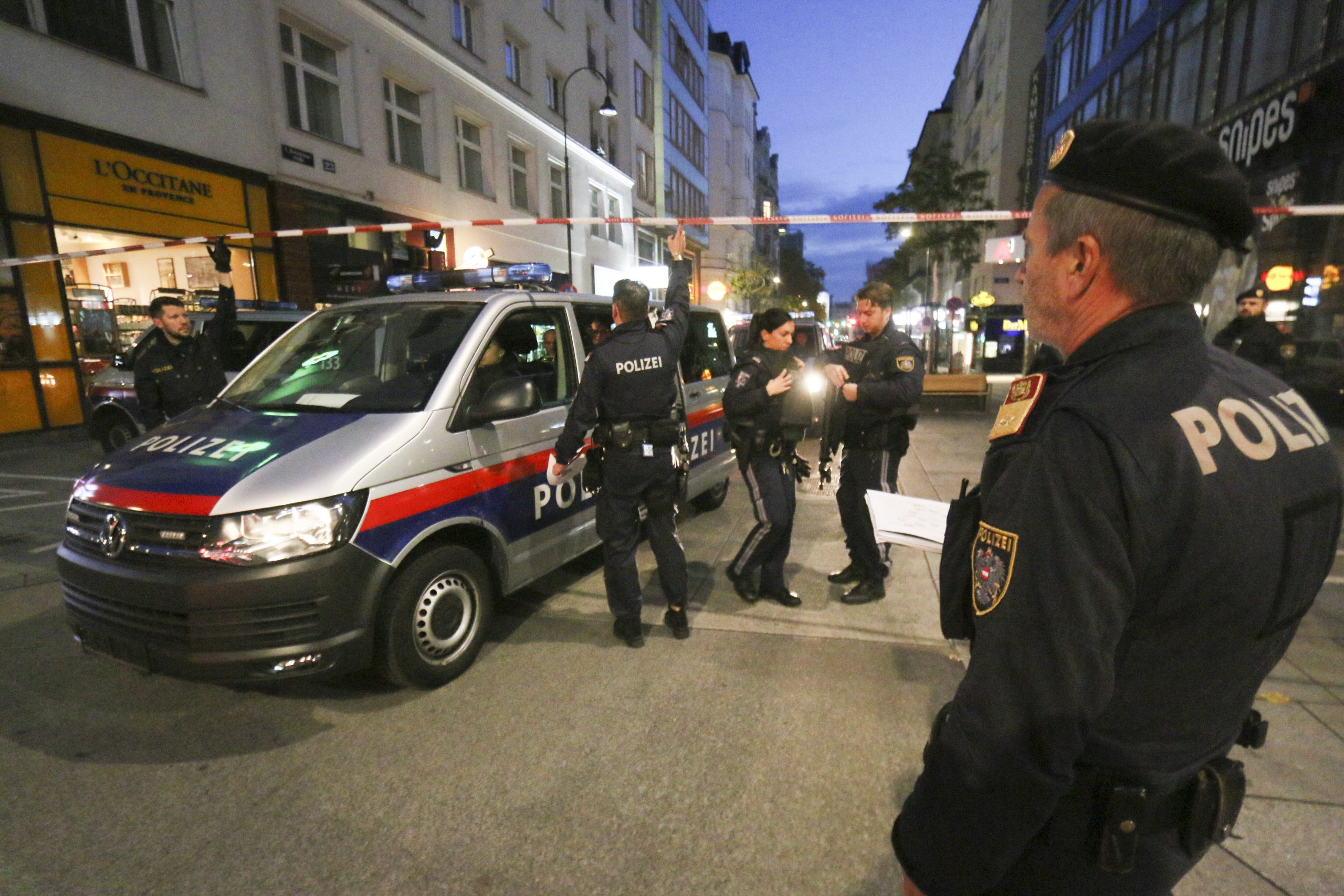 Opposition Parties and Politicians Express Solidarity in Wake of Vienna Terror Attack