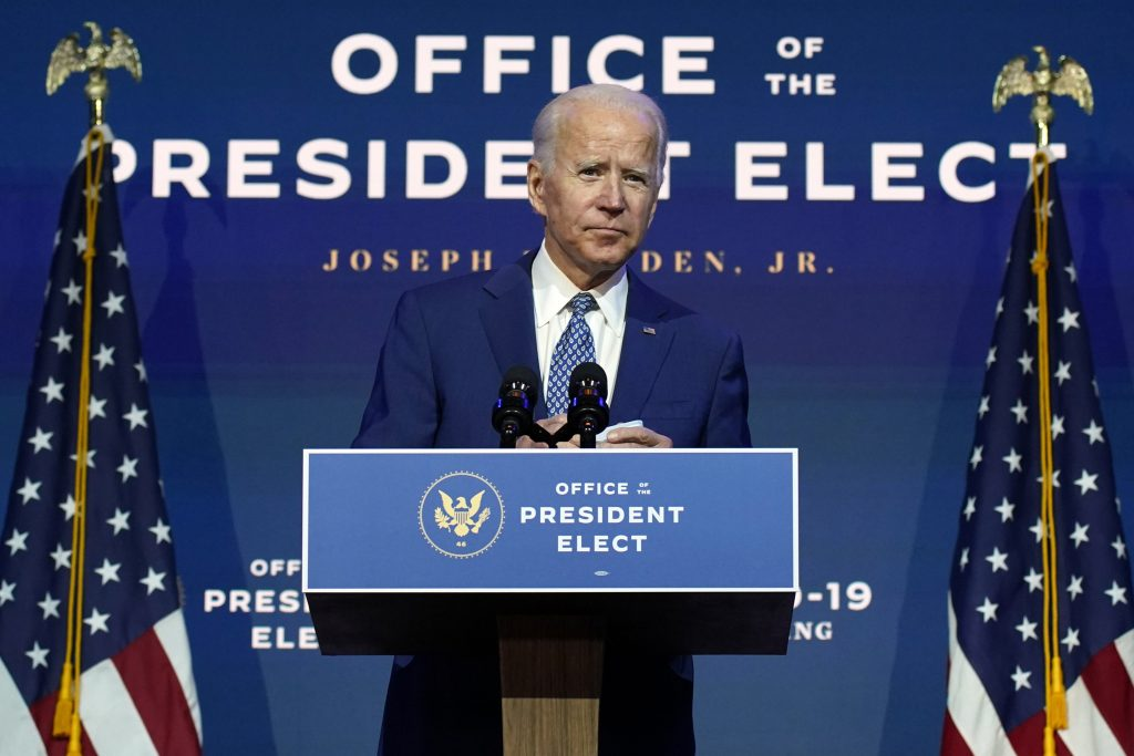 U.S. President-Elect Biden Nominates Secretary of State With Hungarian Roots post's picture
