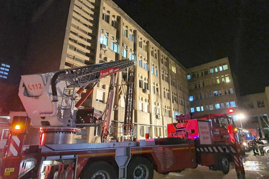 Hungarian Officials Send Condolences over Hospital Fire in Romania post's picture