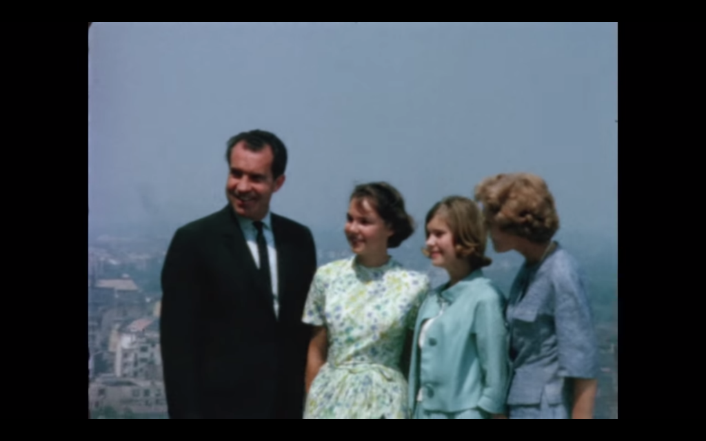 A Republican Behind the Iron Curtain: Nixon's Trip to Budapest in 1963 in Color post's picture