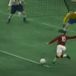 6-3 Victory Against England 'Match of the Century' Broadcast in Color