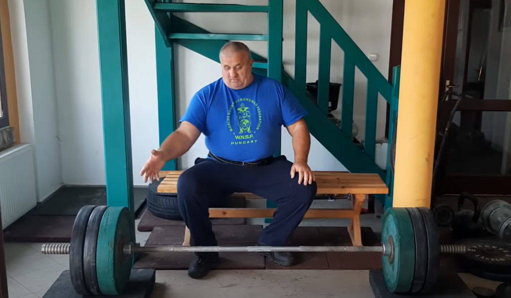 László Fekete, Iconic Strongman Champion of Hungary Announces Retirement post's picture