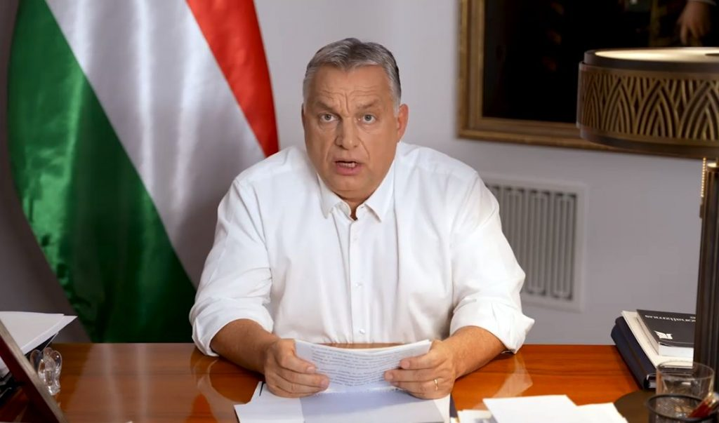 Orbán: Focus on Targeted Mass Testing, Keeping Schools Operational post's picture