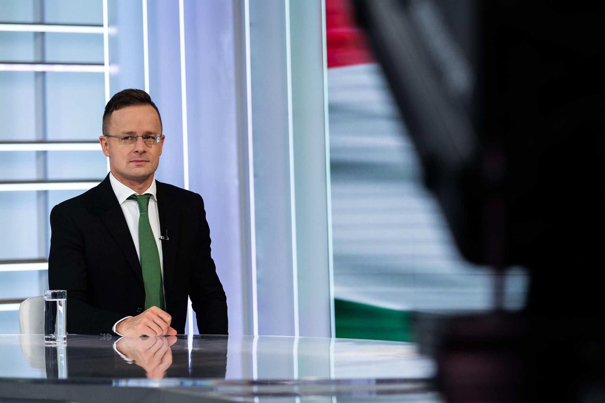 FM Szijjártó on Testing Positive: 'I don't wish this situation to anyone'