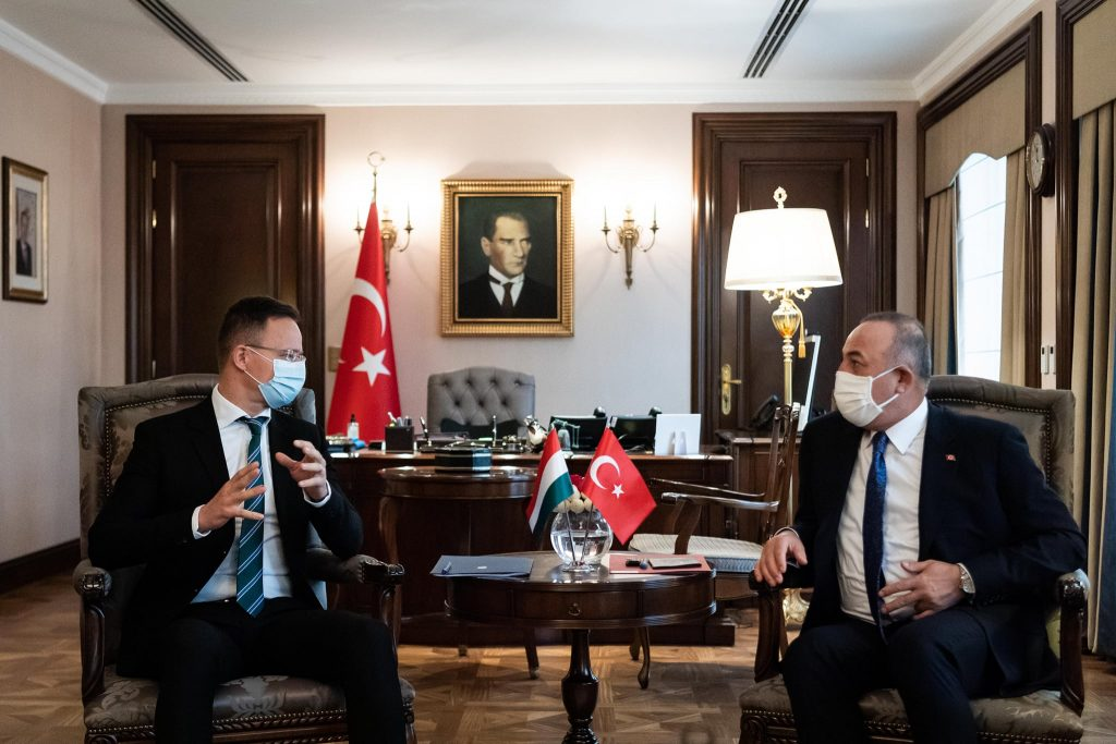 FM Szijjártó: EU's Security Largely in Turkey's Hands, EU Should Pay Instead of Lecturing post's picture